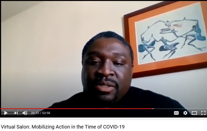 Jahmal Miller, VP of Equity and Inclusion, discusses how Commonspirit is addressing health disparities during COVID-19.